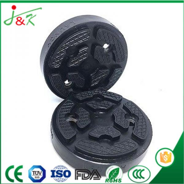 Superior NR Rubber Lift Pad Block for Auto Lifting Equipment