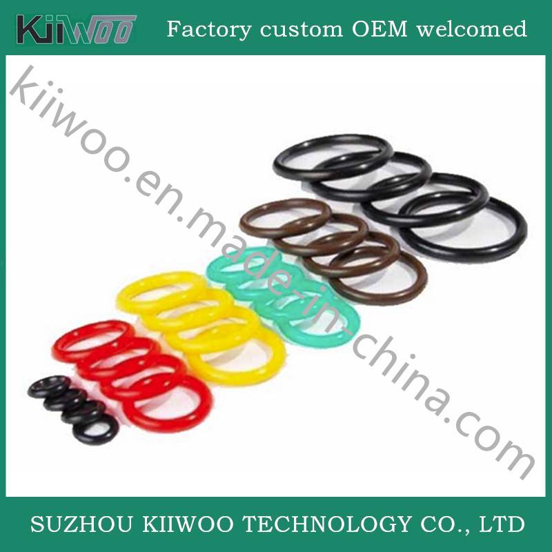 Wholesale Colorful Silicone O-Ring Viton O-Ring