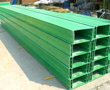 Pultruded FRP Cable Tray