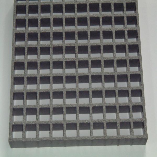 FRP Molded Gratings for Chemiccal Platform (HRVEFR-01)