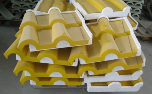 SMC Roof Tile (Insulation)