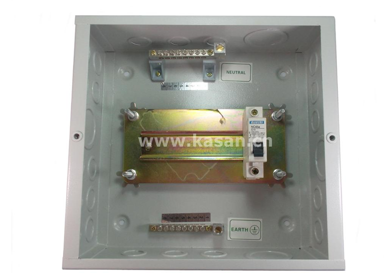 distribution boards in circuitsl types and