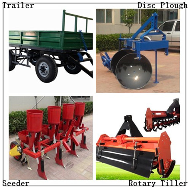 Implements Attatchments Trailer/Tipper Trailer Used for Tractor