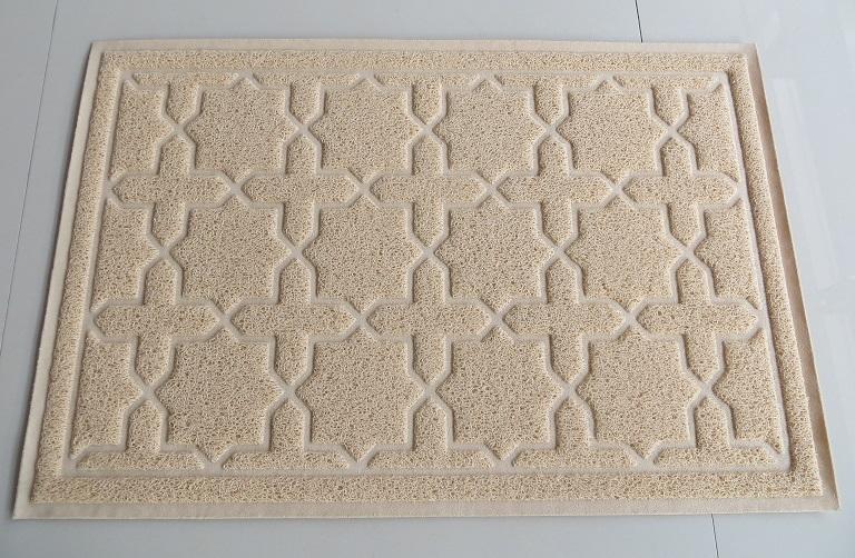 7mm Big Size Door Mat Anti-Slip Floor Mat PVC Coil Carpet