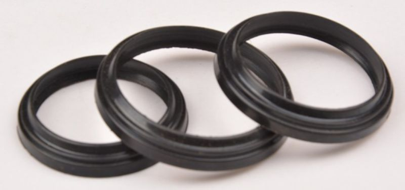 NBR EPDM FKM Viton Natural Rubber Dustproof J Oil Seal