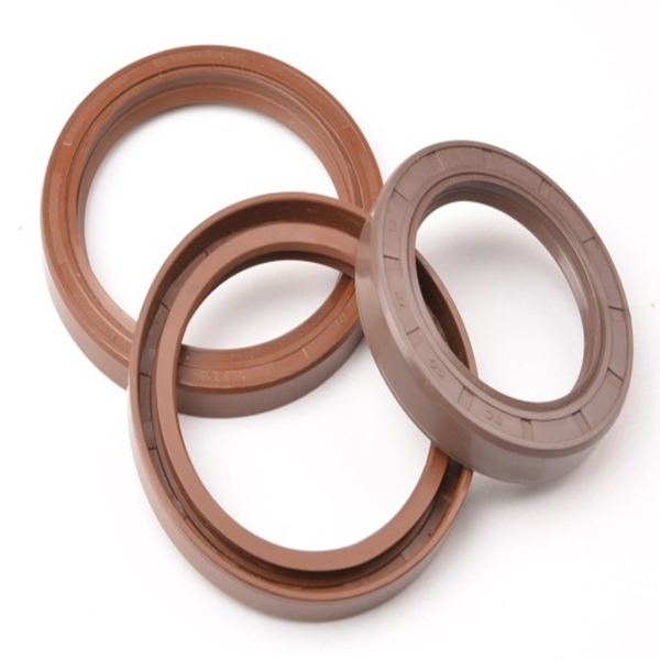 OEM Customized Heat-Resistant Rubber FKM Oil Seal