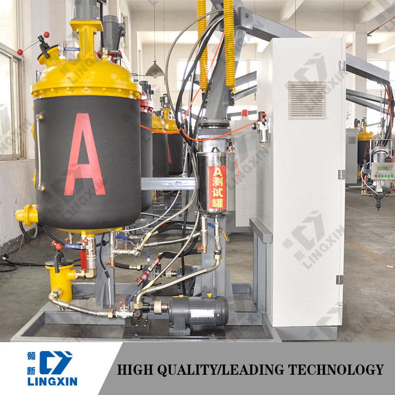 PU Foaming Machine Low Pressure Pouring Machine