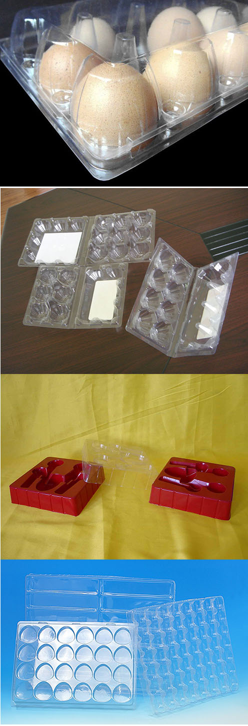 High-Speed Vacuum Forming Machining for Plastic Products