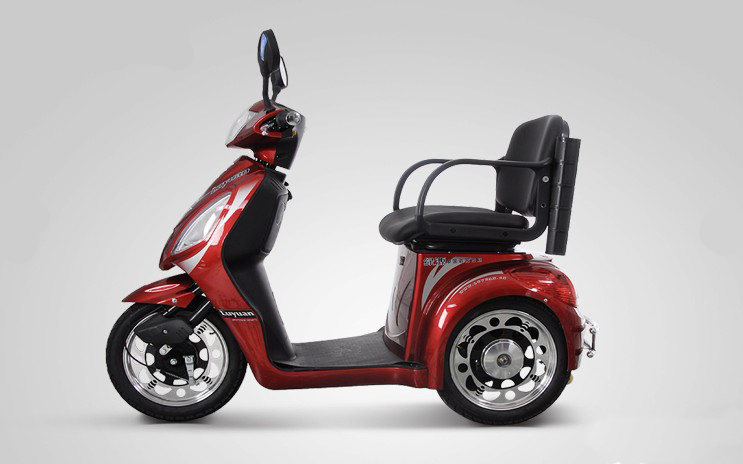 Disabled Electric Tricycle (MSA-3)_Handicap Scooter_Electric