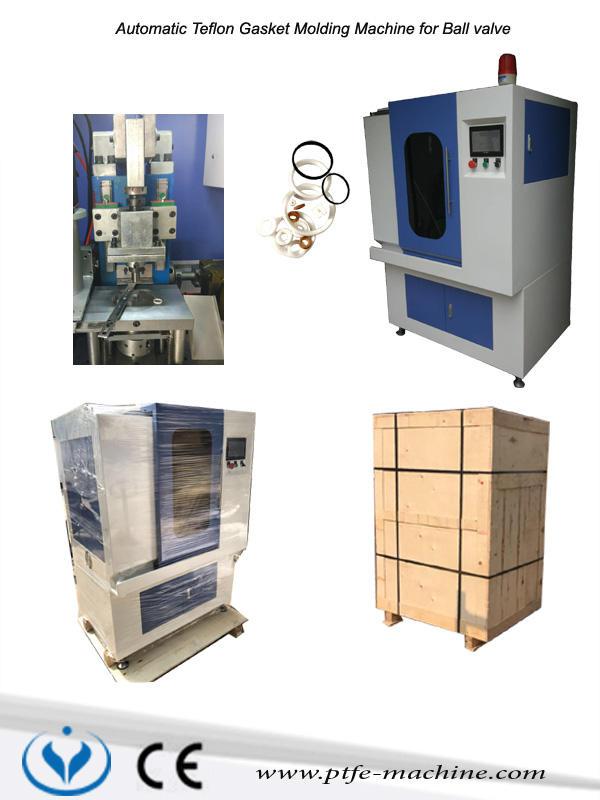 Automatic Teflon Seat Molding Machine GMP-500