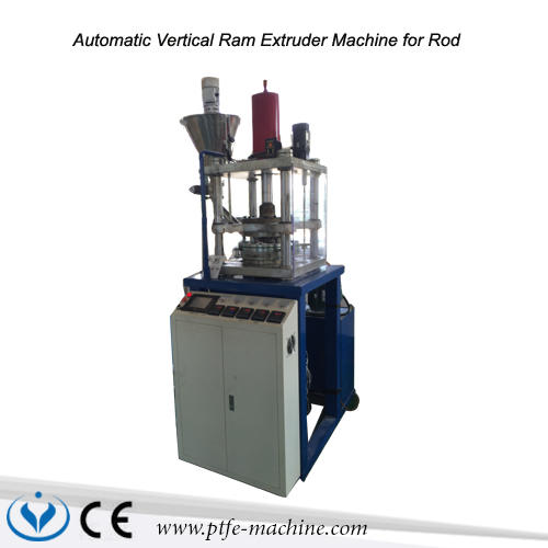 Teflon Rod Automatic RAM Extruder Machine Hx-30lf