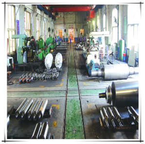 High Quality Nickel Chrome Molybdenum Alloy Mill Roll for Flour Mill Machine