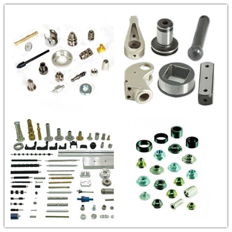 Pure Black POM Plastic CNC Machining Parts