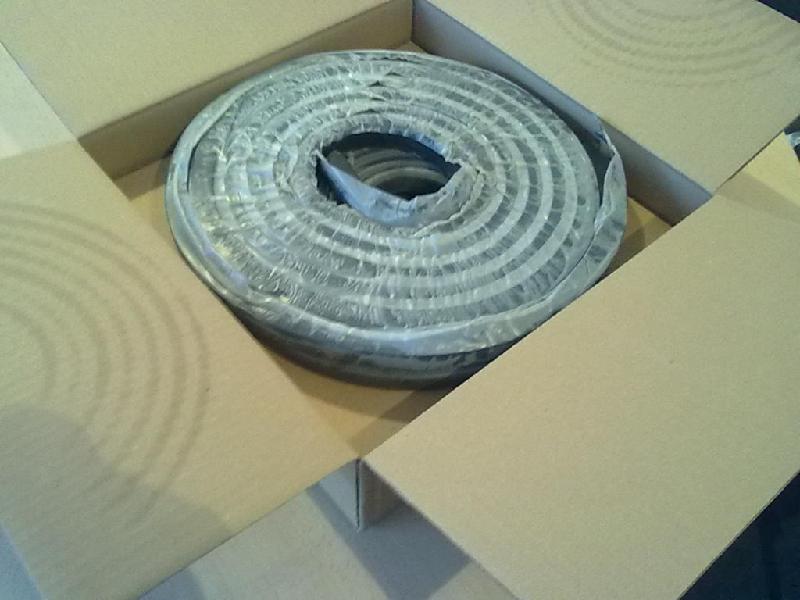 Swellable Rubber Bentonite Waterstop Strips