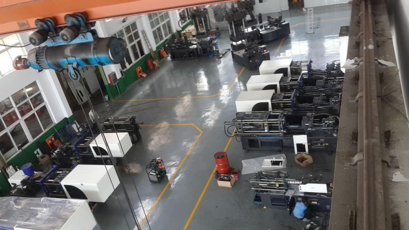 68ton Small Plastic Injection Molding Machine