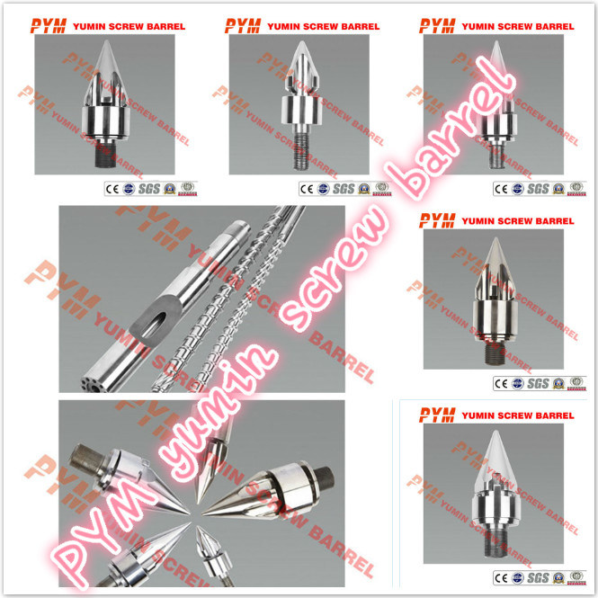 Single Screw Barrel for Injection Molding Machine
