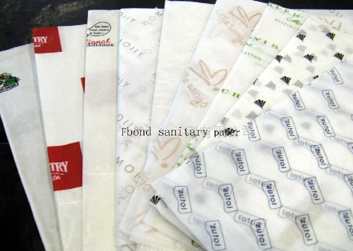 custom print tissue paper