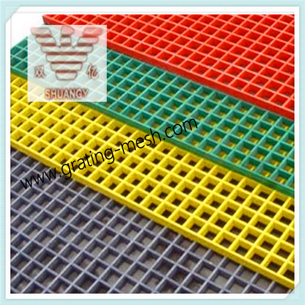 Square Mesh/GRP Grating