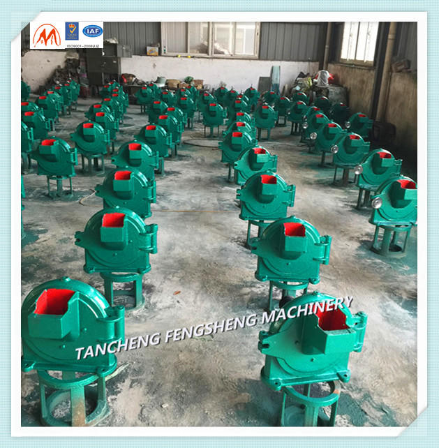 FFC Series Grinding Disc Mill, Crusher and Pulverizer