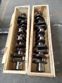 Howo ENGIN Crankshaft assy. 61560020029/24 TRUCK PART CRANK SHAFT