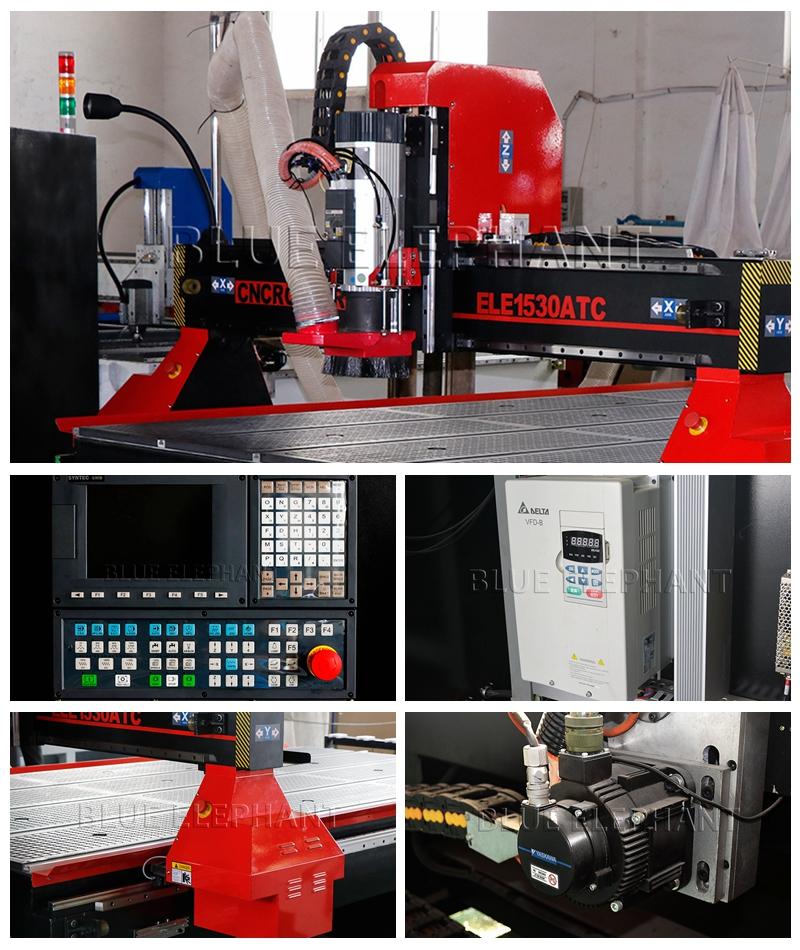New Machine Arrivals 1530 ATC Auto Tool Changing Cnc Wood