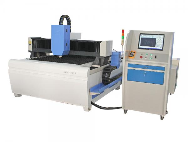 High precision 1530 cnc laser metal cutting machine price , fiber laser machine for stainless steel , metal panel