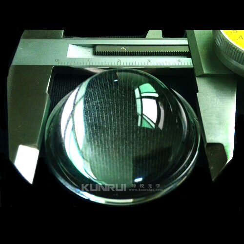 led high bay light glass lens for cree LED