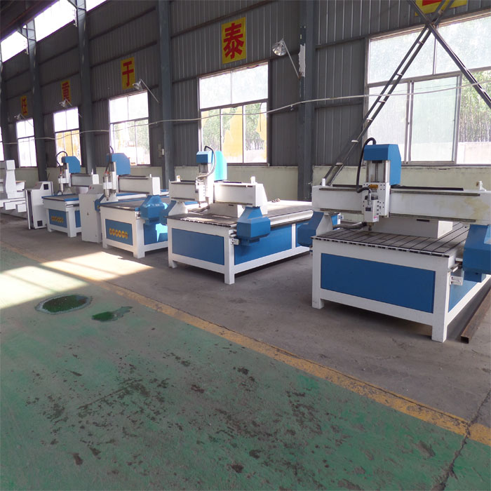chinese cheap cnc router wood working machine