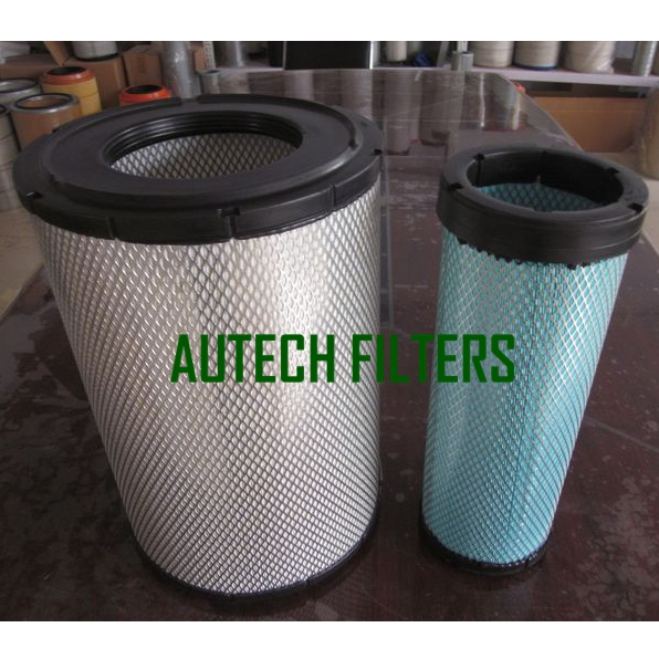 Filtro de Aire Radial Seal Outer Air Element Long Life Air Filter 6I2503
